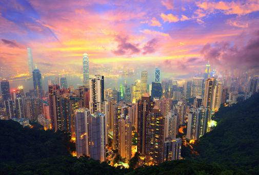 Hong Kong is the most billionaire-friendly place on Earth