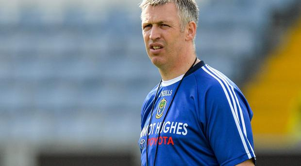 Roscommon manager Nigel Dineen. Picture credit: Piaras O Midheach / SPORTSFILE