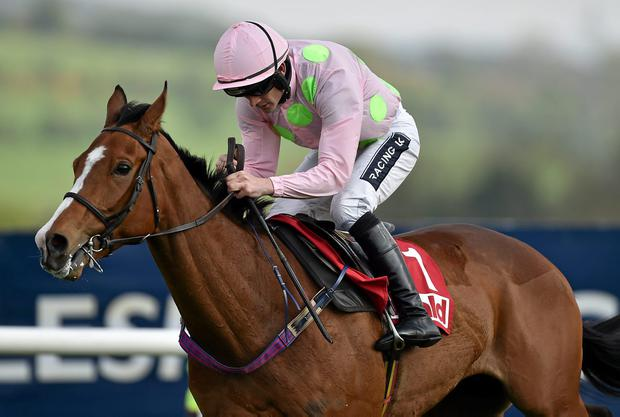 Faugheen, with Ruby Walsh up