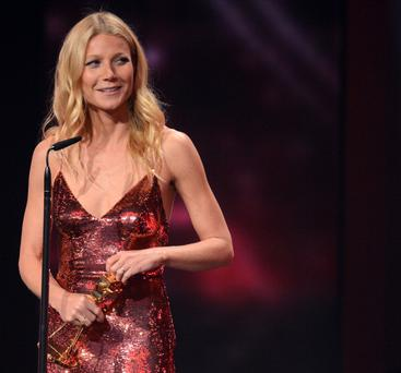 Gwyneth Paltrow AFP PHOTO / POOL / BRITTA PEDERSEN