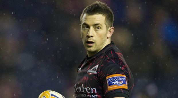 Greg Laidlaw is leaving Edinburgh at the end of the season