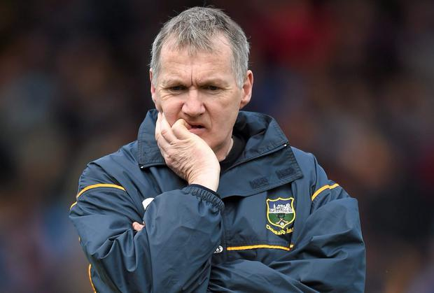 Eamonn O'Shea knows that Tipperary can't afford to keep losing high-stakes games to Kilkenny