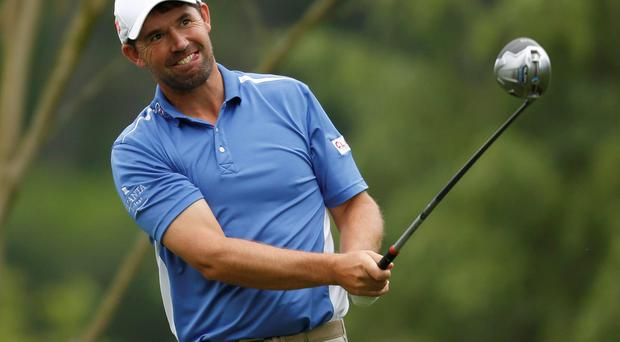 Padraig Harrington scored a disappointing six-over par 78 at Quail Hollow
