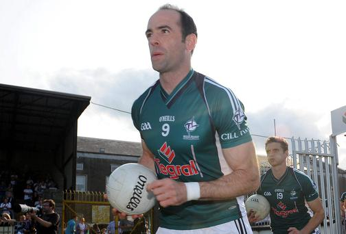 Competitor Dermot Earley