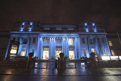 The National Concert Hall, Dublin. Picture:Arthur Carron/Collins