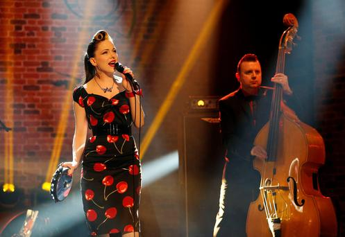 Imelda May recently launched her fourth album