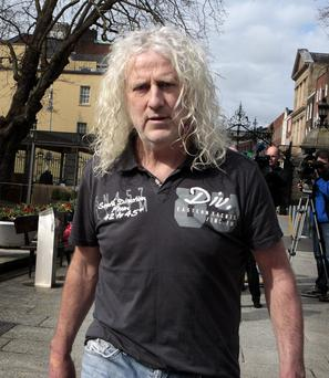 Mick Wallace, Independent deputy for Wexford