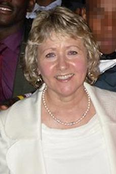 School teacher Ann Maguire