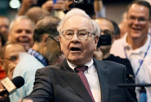 Warren Buffett's Berkshire Hathaway goes from strength to strength