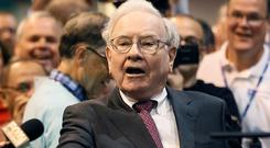 'You are getting more mergers that are tax driven,' said investor Warren Buffett