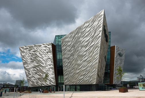 Harcourt Developments built Belfast's Titanic Quarter