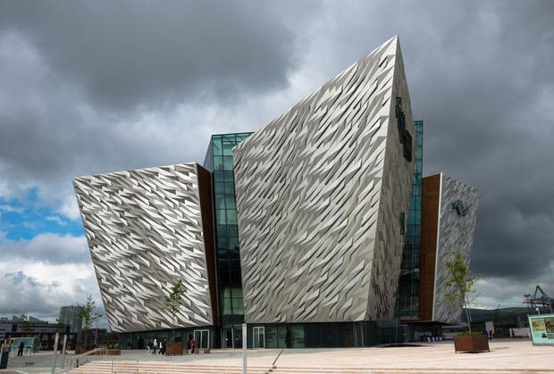 Paul McNeive will bring the news from Titanic quarter next week.