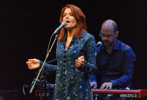 Rosanne Cash. Photo: Getty Images