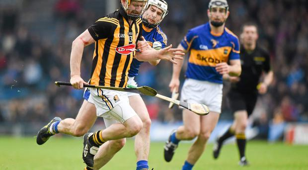 Richie Power in action Tipperary