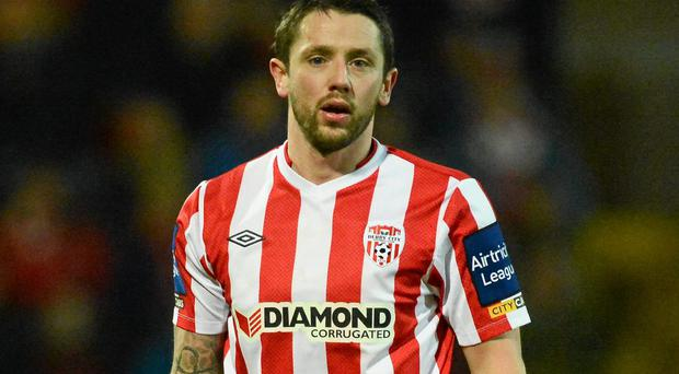 Rory Patterson, Derry City