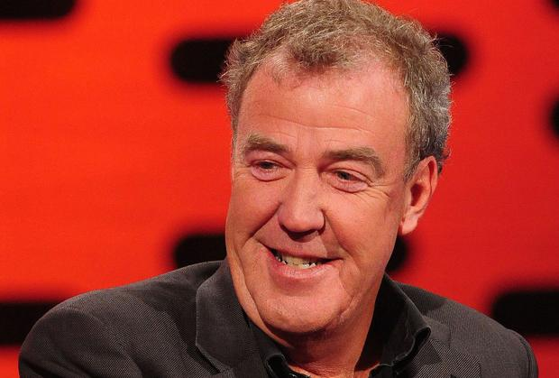 Top Gear presenter Jeremy Clarkson who has said he is on his final warning following a racism row. PA