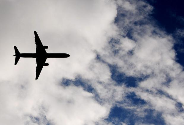 Travellers think planes should have child-free zones, according to a survey