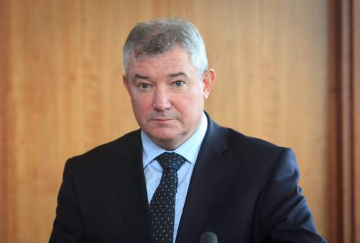 Chief executive officer of the Bank of Ireland, Richie Boucher