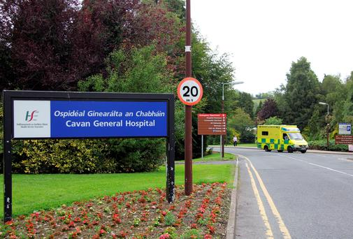 A probe has been launched into the tragic death of the baby at the maternity unit in Cavan General Hospital on Saturday April 26 last