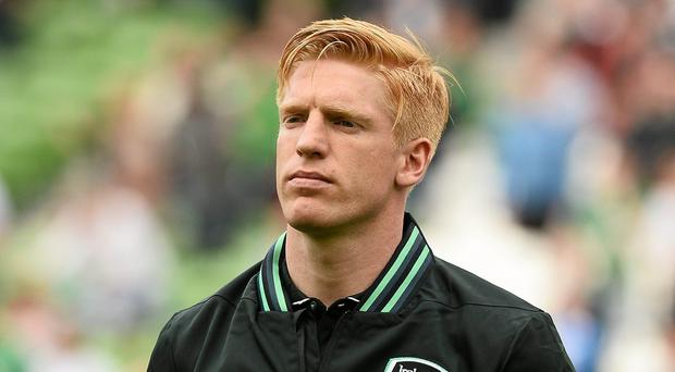 Paul McShane has been sidelined since February with an ankle problem