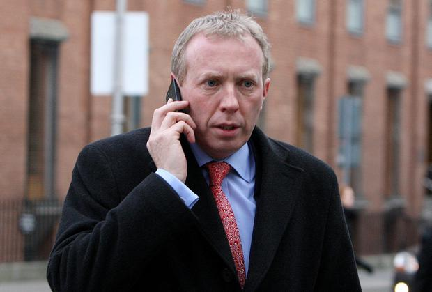Timmy Dooley was Fianna Fail's director of elections