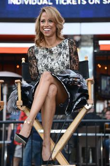 Stacey Dash attends the Film Independent's pre-festival outdoor screening of