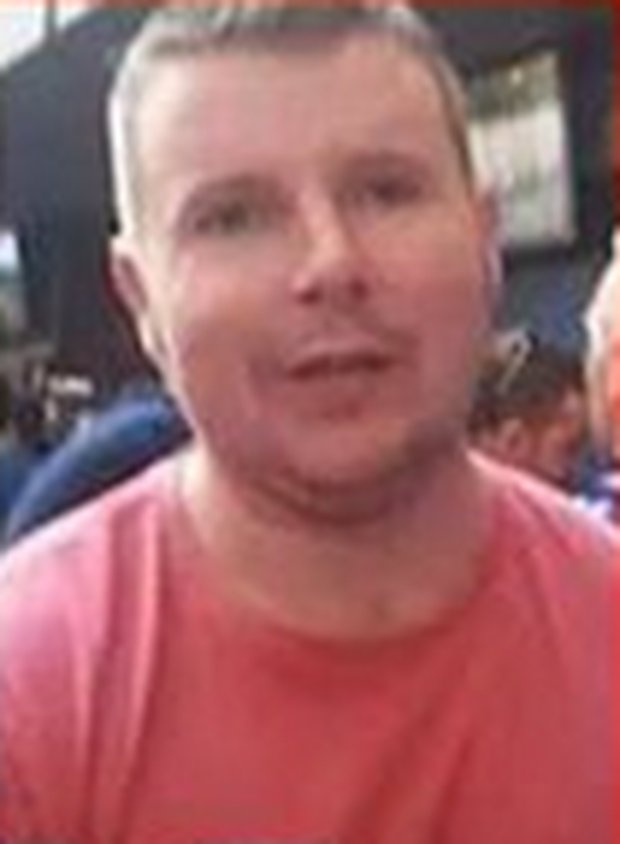 Donal O'Sullivan has been found safe.