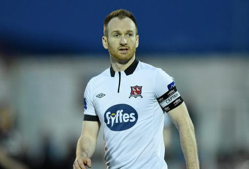Stephen O'Donnell, Dundalk