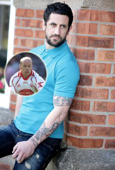 Paul Galvin and (inset) Peter Canavan are set to to be the faces of Sky's GAA coverage this summer
