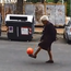 This elderly Italian granny has become a viral hit.