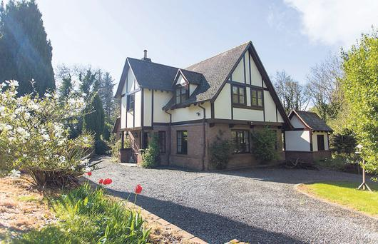 Willow Lodge is on the market for €825K