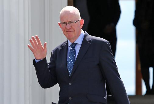 Minister for Children Charlie Flanagan. Picture: Colin Keegan, Collins Dublin.