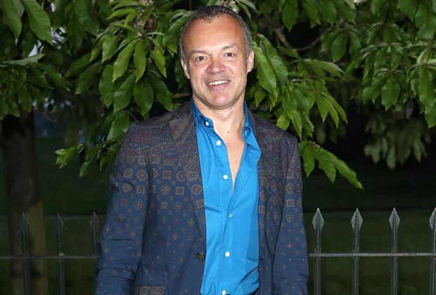 Graham Norton earned €2.83m in fees last year