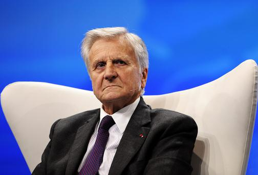 Former president of the European Central Bank Jean-Claude Trichet