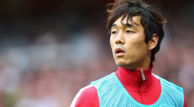 Arsenal striker Park Chu-Young wlll go to the World Cup with South Korea