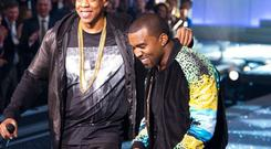 Jay Z is planning his friend Kanye West's stag party (Photo: Getty)