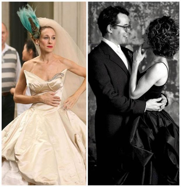 SJP vs Carrie Bradshaw - Independent.ie
