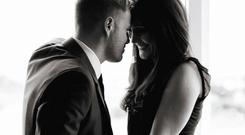 Nicky Byrne and Georgina Ahern, July 22, 2012, photographed by Peter Rowen