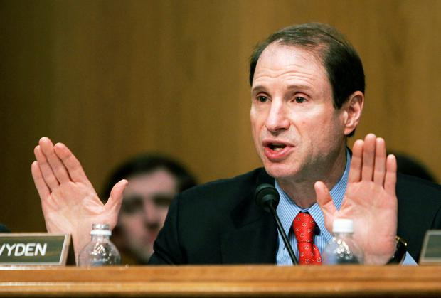 Senator Ron Wyden, chairman of the Finance Committee. Picture: DENNIS BRACK/BLOOMBERG NEWS