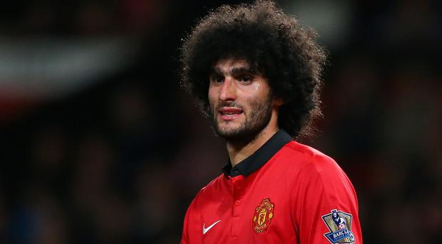 Marouane Fellaini knows he has a lot to prove to the Old Trafford faithful