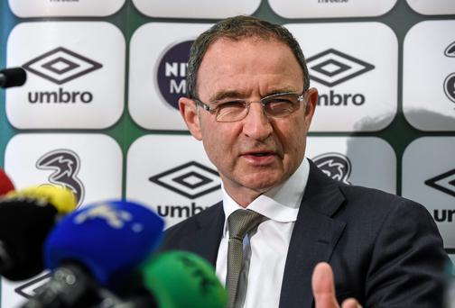 Martin O'Neill may make significant changes to his squad for the USA part of Ireland's summer schedule