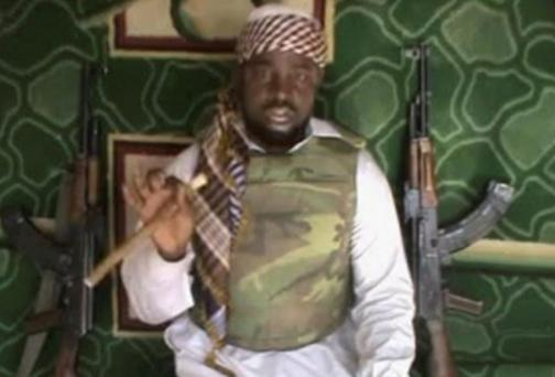 Imam Abubakar Shekau, leader of the radical Islamist sect Boko Haram, which has claimed responsibility for the April 15, 2014, mass abduction of nearly 300 teenage schoolgirls in northeast Nigeria