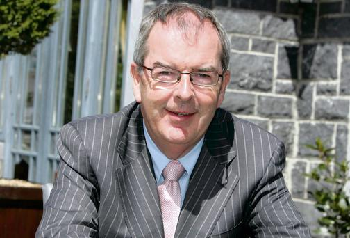 Padraig Cribben, chief executive of the Vintners Federation