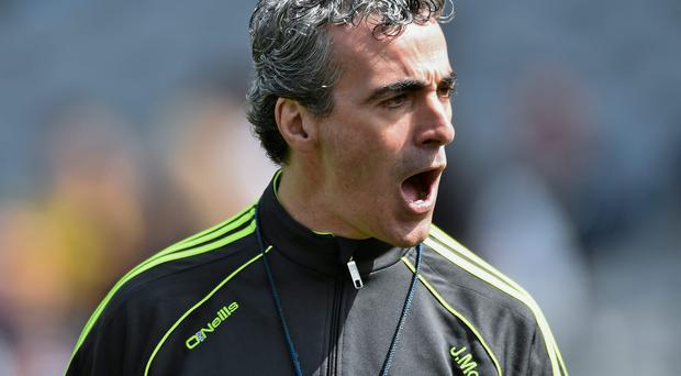 Jim McGuinness, Donegal manager. David Maher / SPORTSFILE