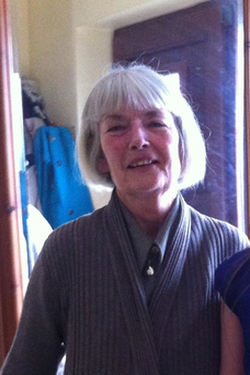 Pauline Lynch was last seen this afternoon.
