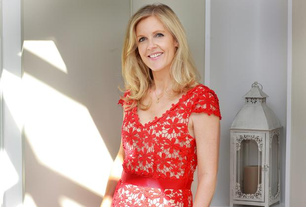 Author Sinead Moriarty