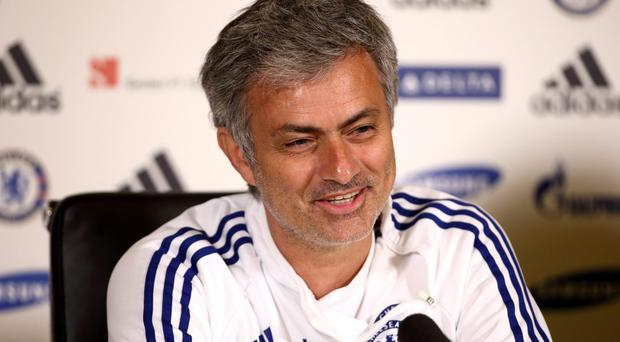 Chelsea Manager Jose Mourinho. (Photo by Jordan Mansfield/Getty Images)