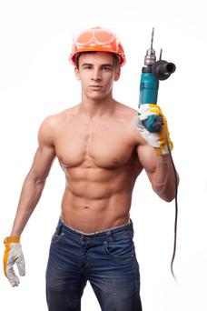 Irish women like a man who is good at DIY
