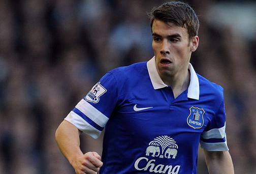 Seamus Coleman of Everton (Photo by Chris Brunskill/Getty Images)