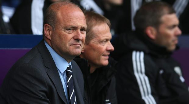 Pepe Mel, former manager of West Bromwich Albion. (Photo by Scott Heavey/Getty Images)